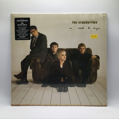 THE CRANBERRIES -NO NEED TO ARGUE- 2XLP (180 GRAM COLOR VINYL)