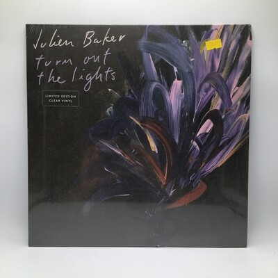 JULIAN BAKER -TURN OUT THE LIGHTS- LP (CLEAR VINYL)