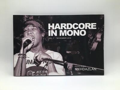 HARDCORE IN MONO -VOL.1- BOOK