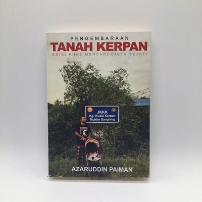 PENGEMBARAAN TANAH KERPAN -EDISI KHAS MENCARI CINTA SEJATI- BOOK