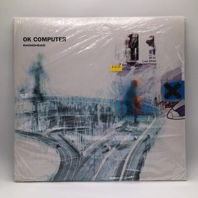 RADIOHEAD -OK COMPUTER- 2XLP