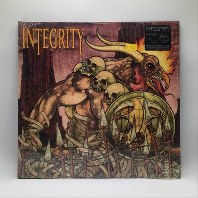 INTEGRITY -HUMANITY IS THE DEVIL- LP (COLOR VINYL-