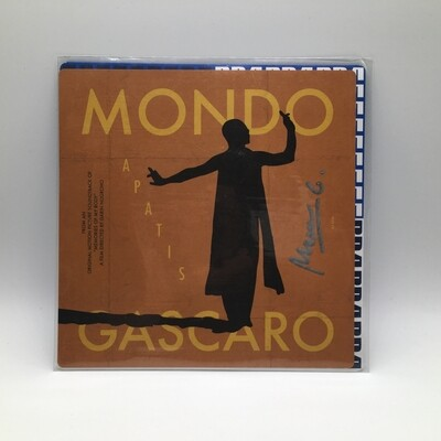 MONDO GASCARO -KUCUMBU TUBUH INDAHKU- 7 INCH