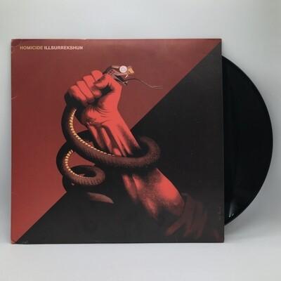HOMICIDE -ILSURREKSHUN- LP