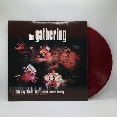 THE GATHERING -SLEEPING BUILDING: A SEMI ACOUSTIC EVENING- 2XLP (COLOR VINYL)