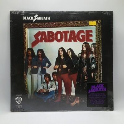 BLACK SABBATH -SABOTAGE- LP (180 GRAM PURPLE VINYL)