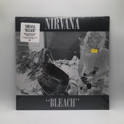 NIRVANA -BLEACH- LP