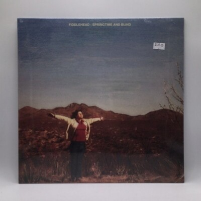 FIDDLEHEAD -SPRINGTIME AND BLIND- LP (COLOR VINYL)