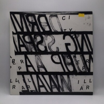 CITY OF CATEPILLAR -DRIVING SPAIN UP A WALL- 12 INCH EP