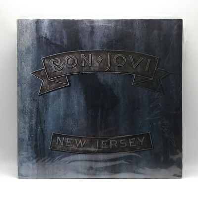 BON JOVI -NEW JERSEY- LP