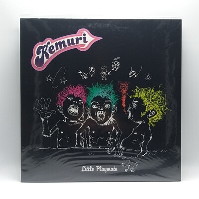 KEMURI -LITTLE PLAYMATE- LP (COLOR VINYL)