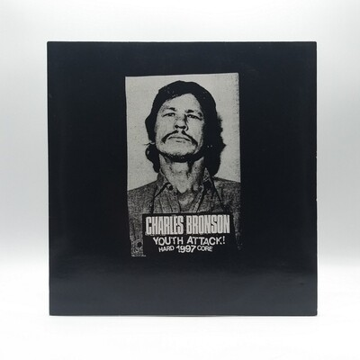 CHARLES BRONSON -YOUTH ATTACK!- 10 INCH EP