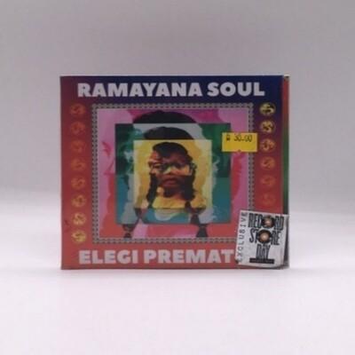 RAMAYANA SOUL -ELEGI PREMATION- CD