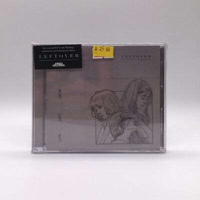LEFTOVER -LOVE LOST LEAVE- CD EP