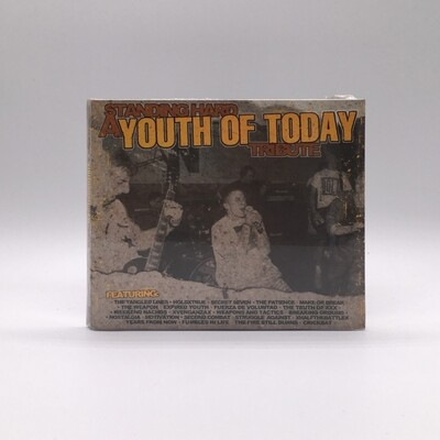 V/A -STANDING HARD A YOUTH OF TODAY TRIBUTE- CD