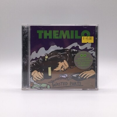 THE MILO -WASTED PARTS- 2XCD