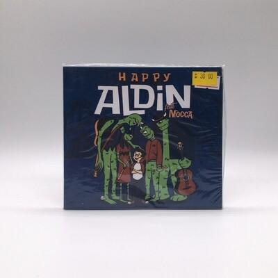 HAPPY ALDIN FEAT MOCCA -S/T- CD