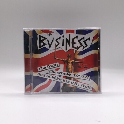 THE BUSINESS -THE TRUTH THE WHOLE TRUTH AND NOTHING BUT THE TRUTH- CD