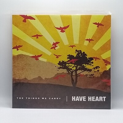 HAVE HEART -THE THINGS WE CARRY- LP (COLOR VINYL)