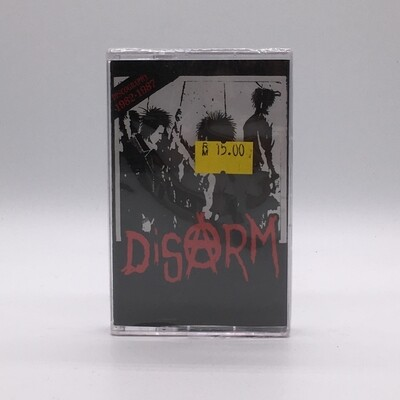 DISARM -DISCOGRAPHY: 1982-1987- CASSETTE