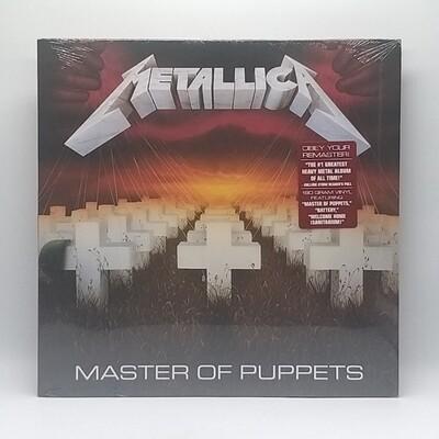 METALLICA -MASTER OF PUPPETS- LP