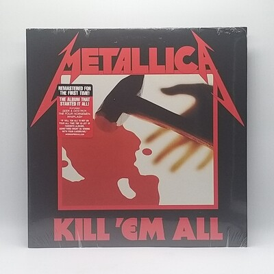 METALLICA -KILL EM ALL- LP