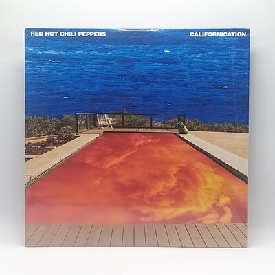 RED HOT CHILLI PEPPERS -CALIFORNICATION- 2XLP