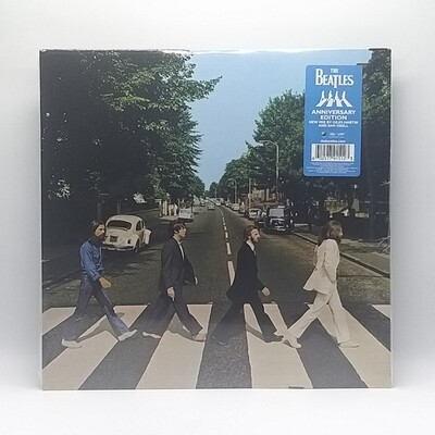 THE BEATLES -ABBEY ROAD- LP