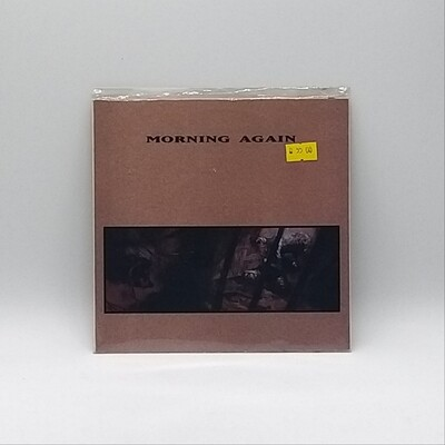 MORNING AGAIN/SHOULDER -SPLIT- 7 INCH