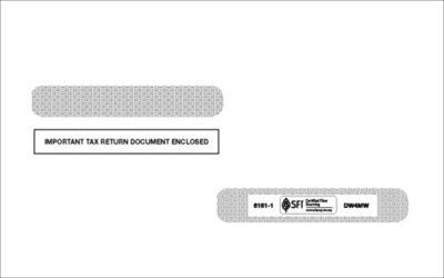 W2 Envelope #6161-1 (Set of 100)