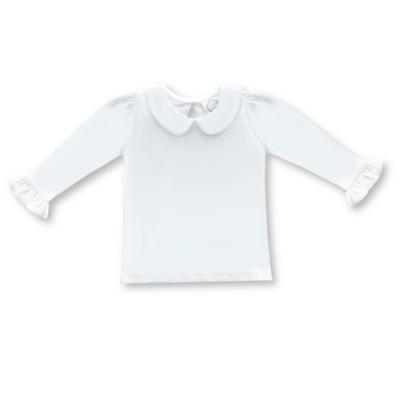 Peter Pan Collar Long Sleeve shirt
