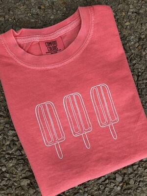 Popsicles Sketch 'Watermelon' Tee