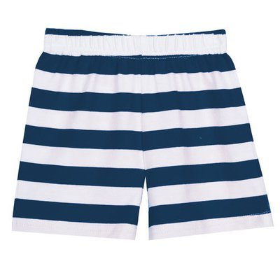 Stripe Shorts (Navy, Red, Aqua & Blue!)