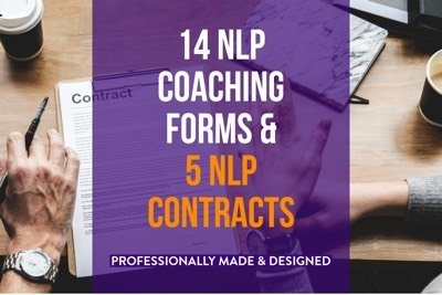 14 NLP Coaching Forms & 5 NLP Contracts