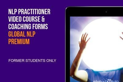 NLP Practitioner Video Course & Coaching Forms - Former Students Only