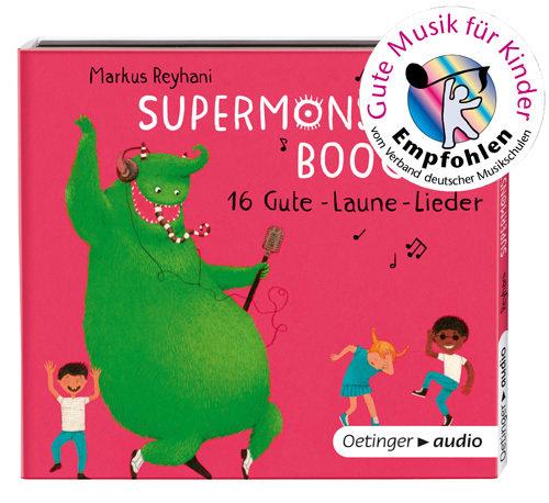 Supermonster Boogie (Mp3 Album)