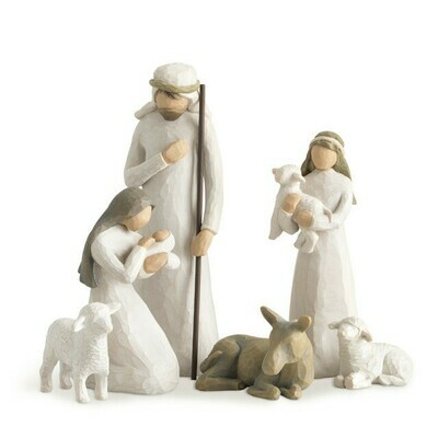 Demdaco - 6 PC Nativity #26005