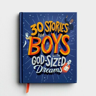 30 Stories For Boys #J1594