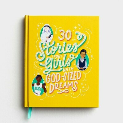 30 Stories For Girls #J1427