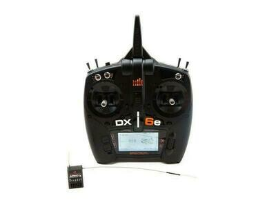 DX6e 6-Channel DSMX Transmitter with AR610 (SPM6650)