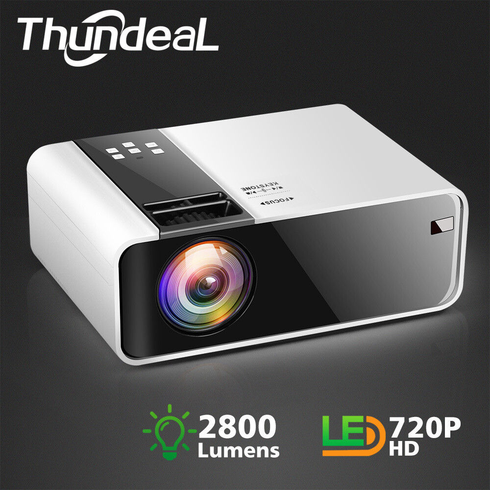 ThundeaL HD Mini Projector