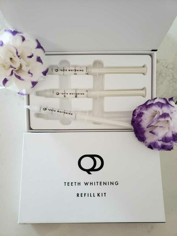 QD Teeth Whitening Refills
