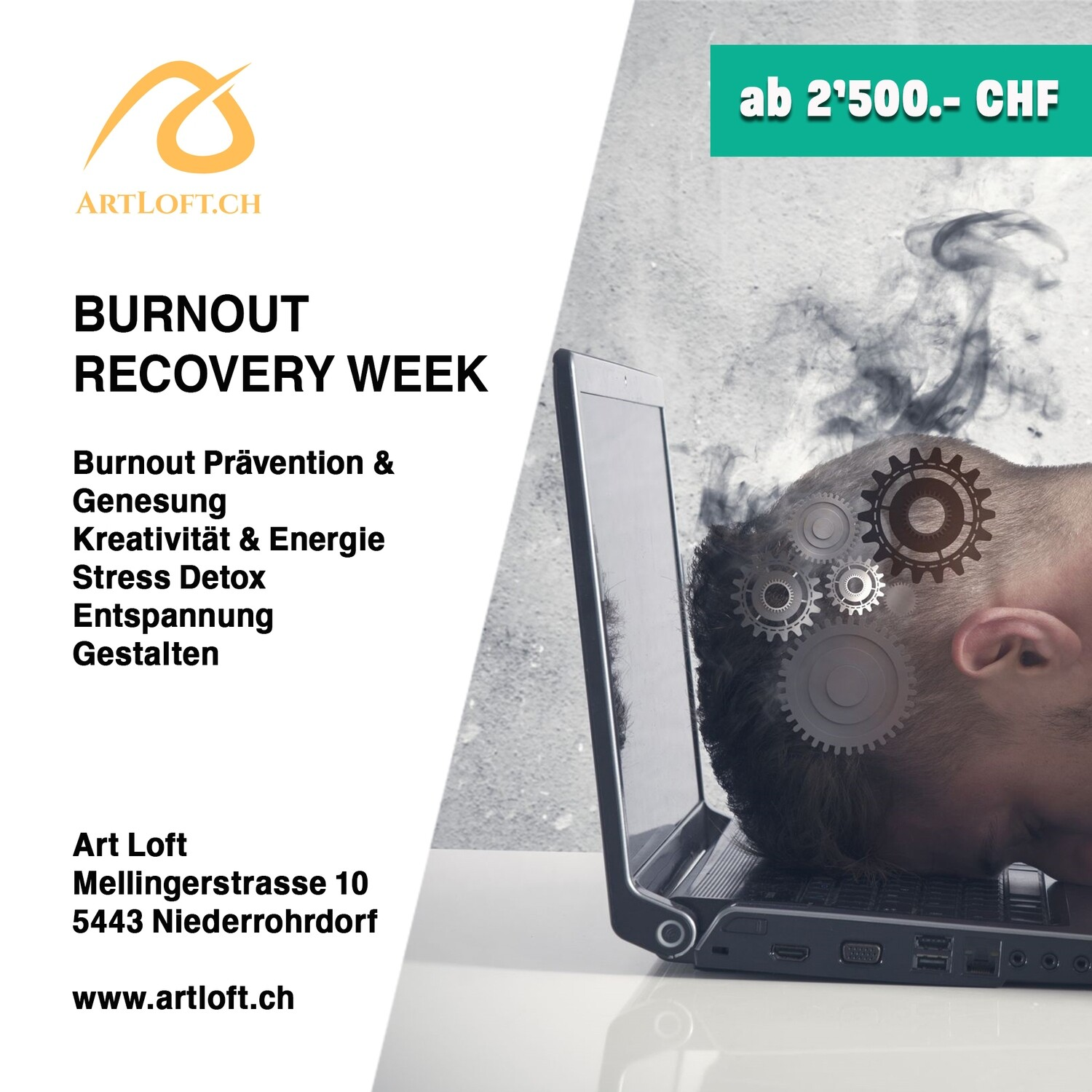 Burnout Recovery Week