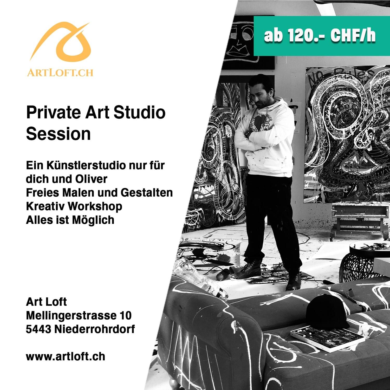 Private Studio Session