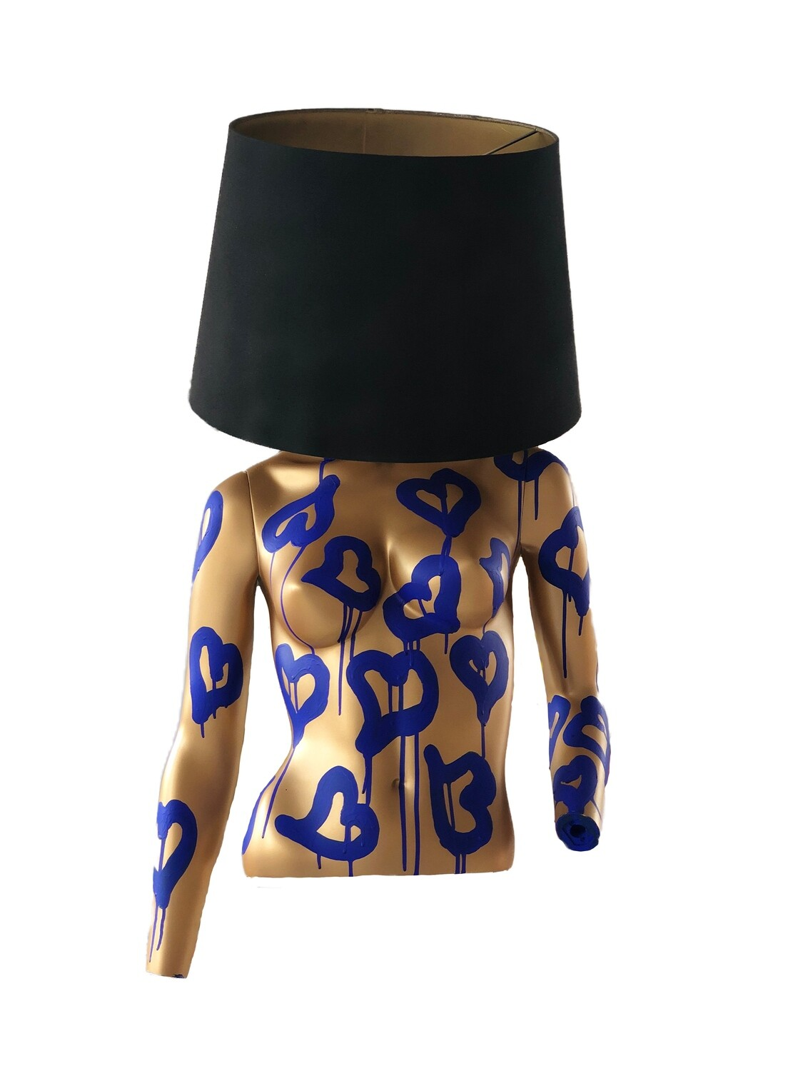 True Love Mannequin Lamp - BuBu Collection