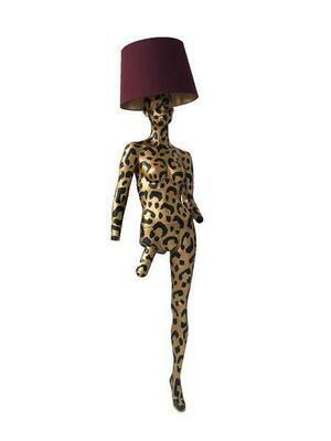 Grace Jones Mannequin Lamp - BuBu Collection