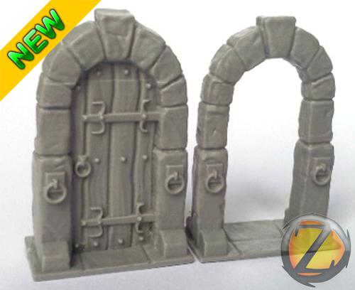 Dungeon Doors & Ye Olde Inn u2022 View topic - Dungeon Doors