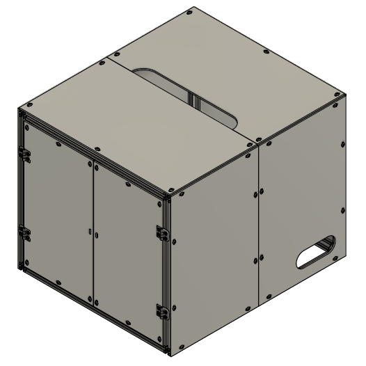Enclosure for Prusa i3 3D Printers