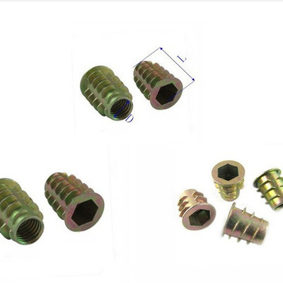M5 Threaded Inserts for MDF/Wood