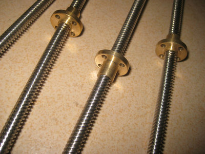 10mm Tr Lead Screw